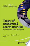 Theory of Randomized Search Heuristics