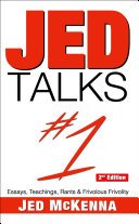 Pdf Jed Talks #1 2nd Edition Telecharger