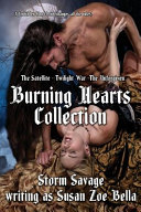 Burning Hearts Collection Book