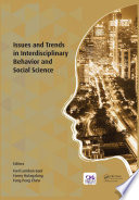 Issues and Trends in Interdisciplinary Behavior and Social Science Book