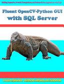 Fluent OpenCV-Python GUI with SQL Server