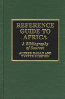 Reference Guide To Africa