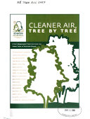 Cleaner Air  Tree by Tree