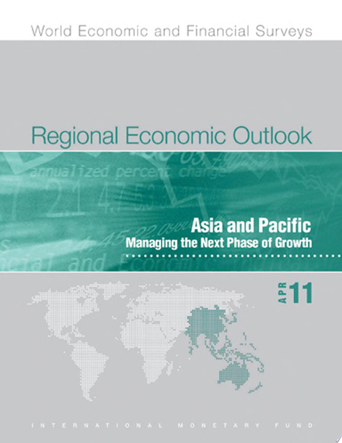 Regional Economic Outlook  April 2011