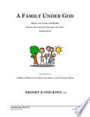 A Family Under God  Form  17 001 Book PDF