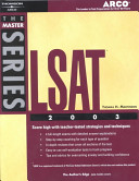 Master The Lsat 2003