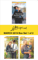 Harlequin Love Inspired March 2019   Box Set 1 of 2