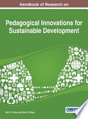 Handbook Of Research On Pedagogical Innovations For Sustainable Development Book PDF