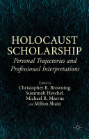 Pdf Holocaust Scholarship