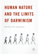 Human Nature and the Limits of Darwinism