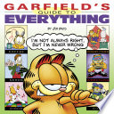 Garfield s Guide to Everything