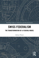 Pdf Swiss Federalism Telecharger