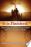 It Is Finished Book PDF
