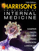 Harrison s Principles of Internal Medicine 19 E  Vol 1   Vol 2   ebook