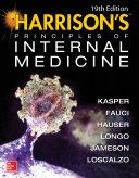 Harrison's Principles of Internal Medicine 19/E (Vol.1 & Vol.2) (ebook)