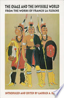 The Osage and the Invisible World Pdf/ePub eBook