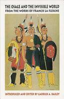 Pdf The Osage and the Invisible World