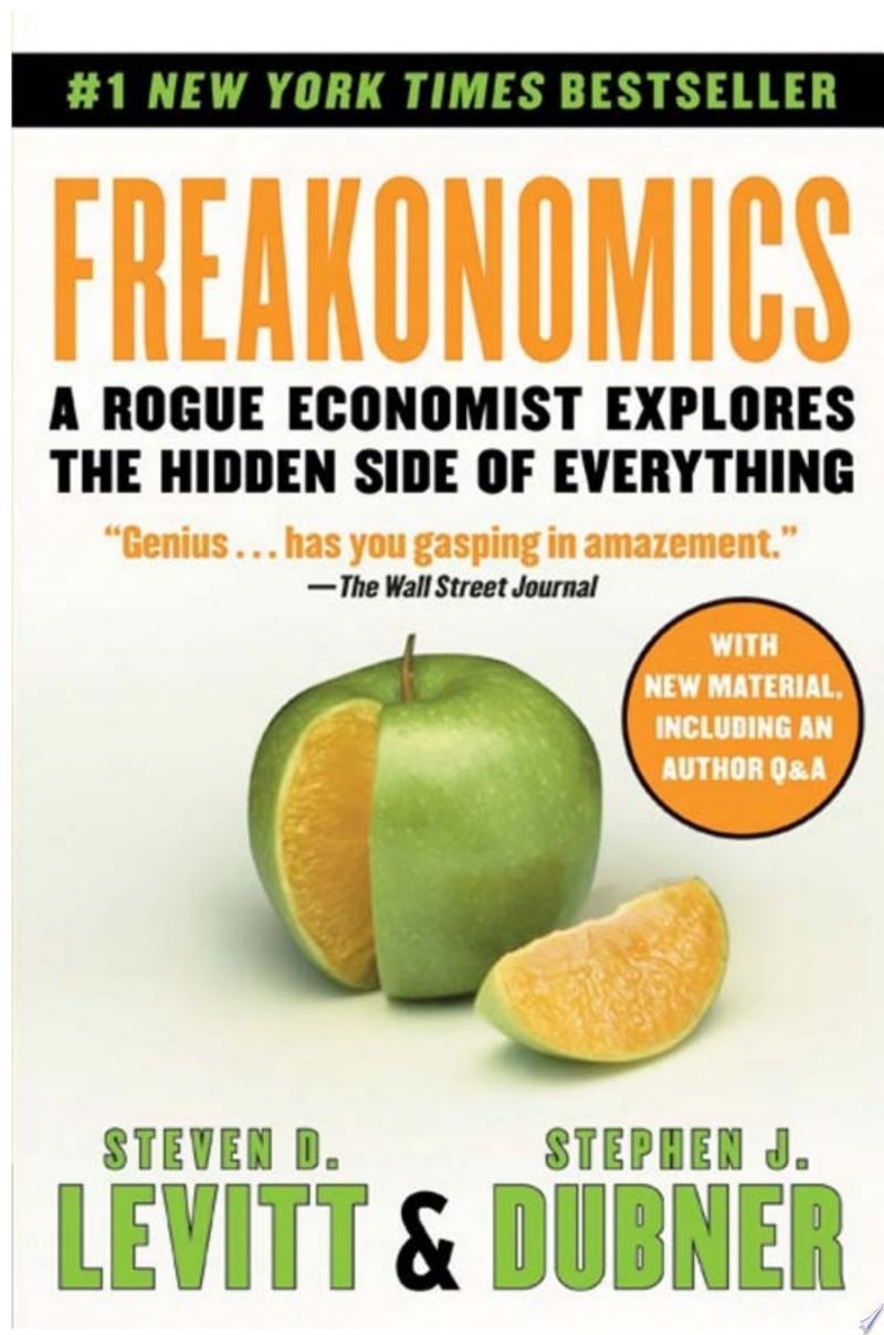 Freakonomics image