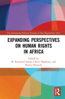 Expanding Perspectives on Human Rights in Africa Pdf/ePub eBook