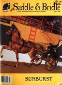 Pdf Saddle and Bridle