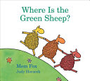 Where Is the Green Sheep   Padded Board Book