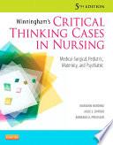 Winningham S Critical Thinking Cases In Nursing E Book