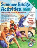 Summer Bridge Activities For Young Christians 2 3