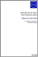 Objectivity After Kant
