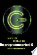 De programmeertaal C
