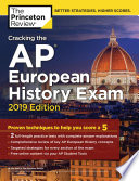 Cracking the AP European History Exam  2019 Edition Book PDF