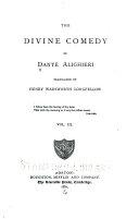 The Divine Comedy of Dante Alighieri: Inferno