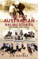 The Best Australian Racing Stories