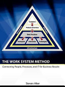 The Work System Method