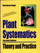 Plant Systematics, 2/E