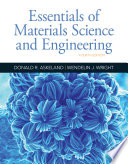 Essentials of Materials Science and Engineering Book