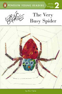 The Very Busy Spider Book PDF