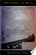 French Musical Life