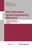 Web Information Systems Engineering   WISE 2010