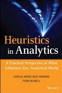 Heuristics in Analytics