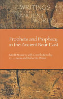 Pdf Prophets and Prophecy in the Ancient Near East