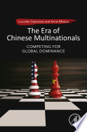 The Era of Chinese Multinationals