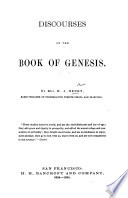 Discourses on the Book of Genesis Book