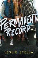 Permanent Record Book
