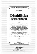 Disabilities Sourcebook Book