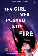 The Girl Who Played With Fire Book