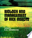 Biology and Management of Rice Insects Book
