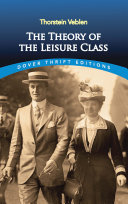 The Theory of the Leisure Class [Pdf/ePub] eBook