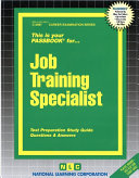 Job Training Specialist