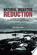 Natural Disaster Reduction