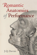 Romantic Anatomies of Performance [Pdf/ePub] eBook